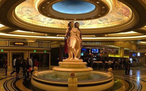Caesars Palace, Las Vegas!