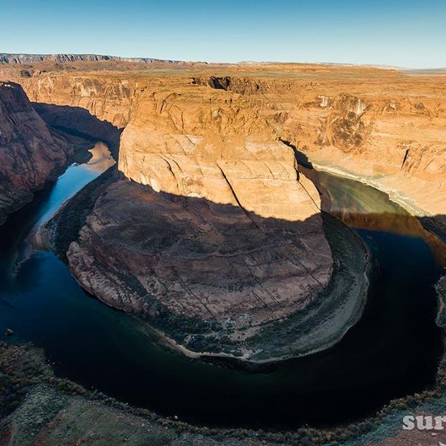 Sunrise at Horseshoe Bend, Arizona, USA