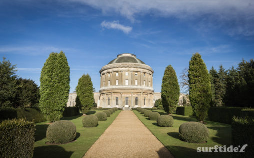 The Rotunda, Ickworth House & Gardens