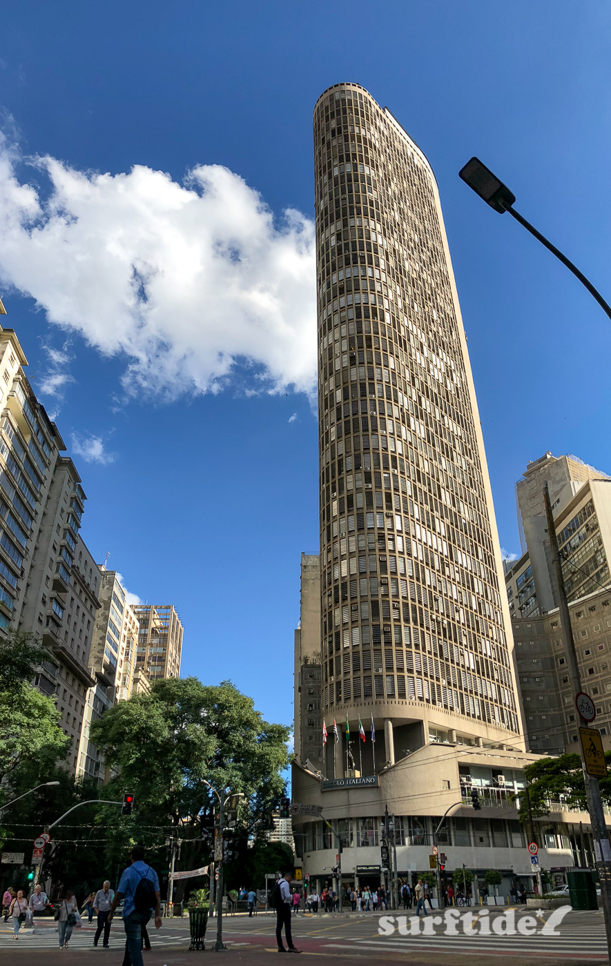 Edifício Itália, Sao Paulo