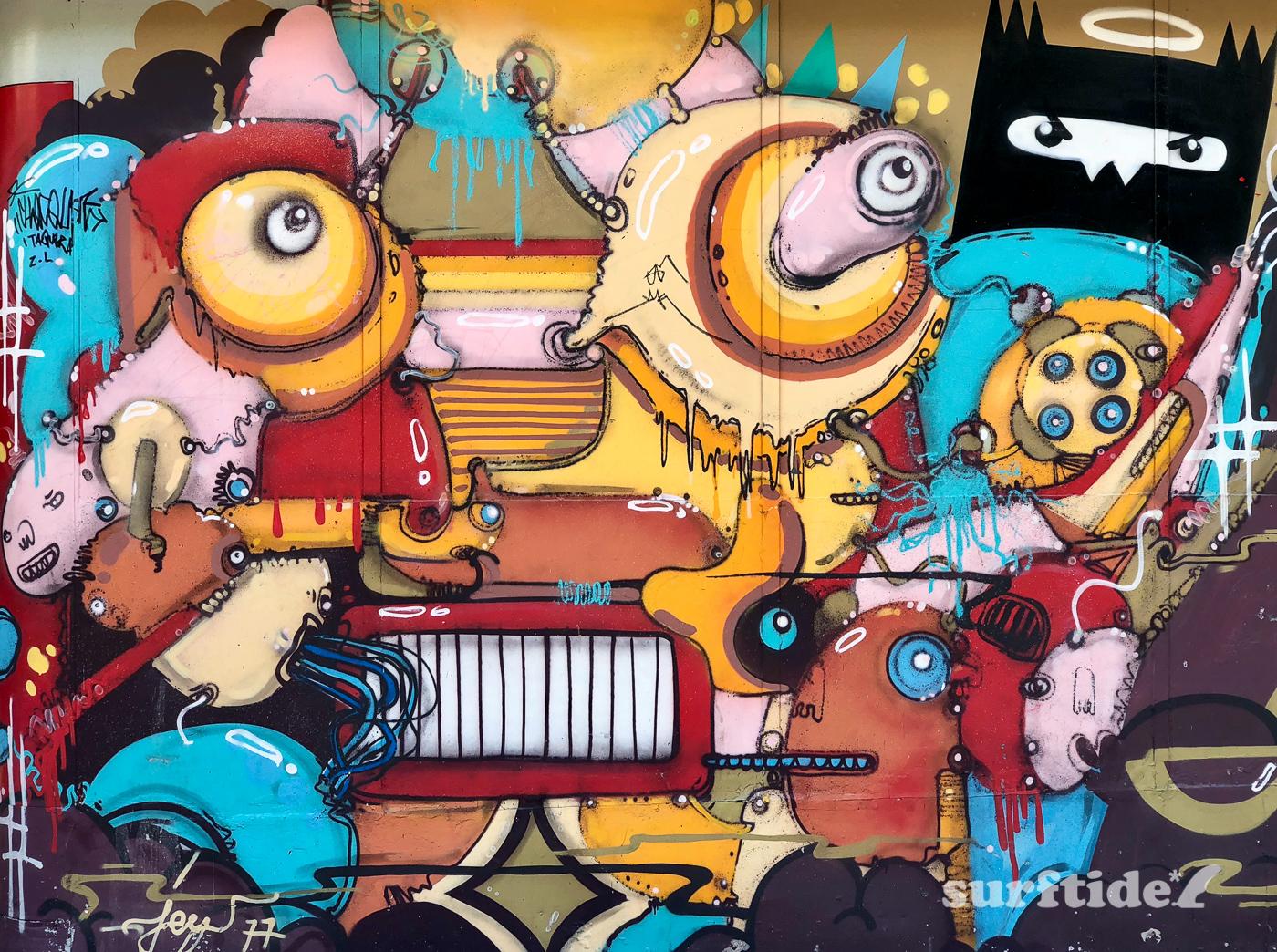 Street Art Largo do Paiçandu