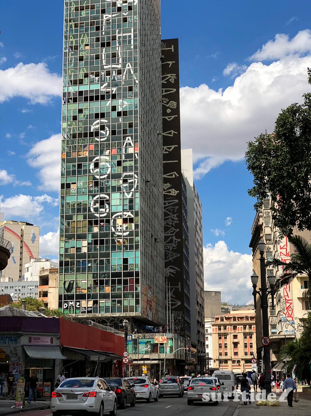 Tower Block in Largo do Paiçandu