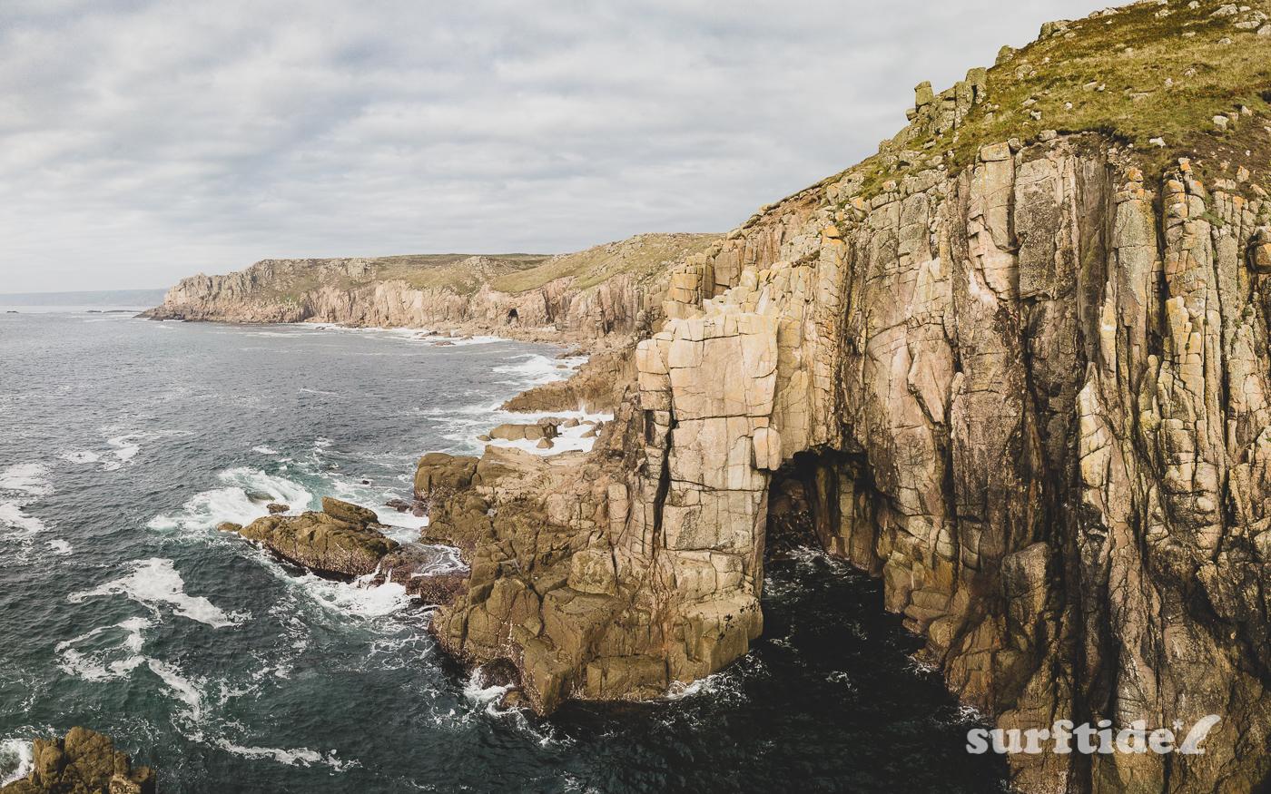 Lands End Coastal Arch