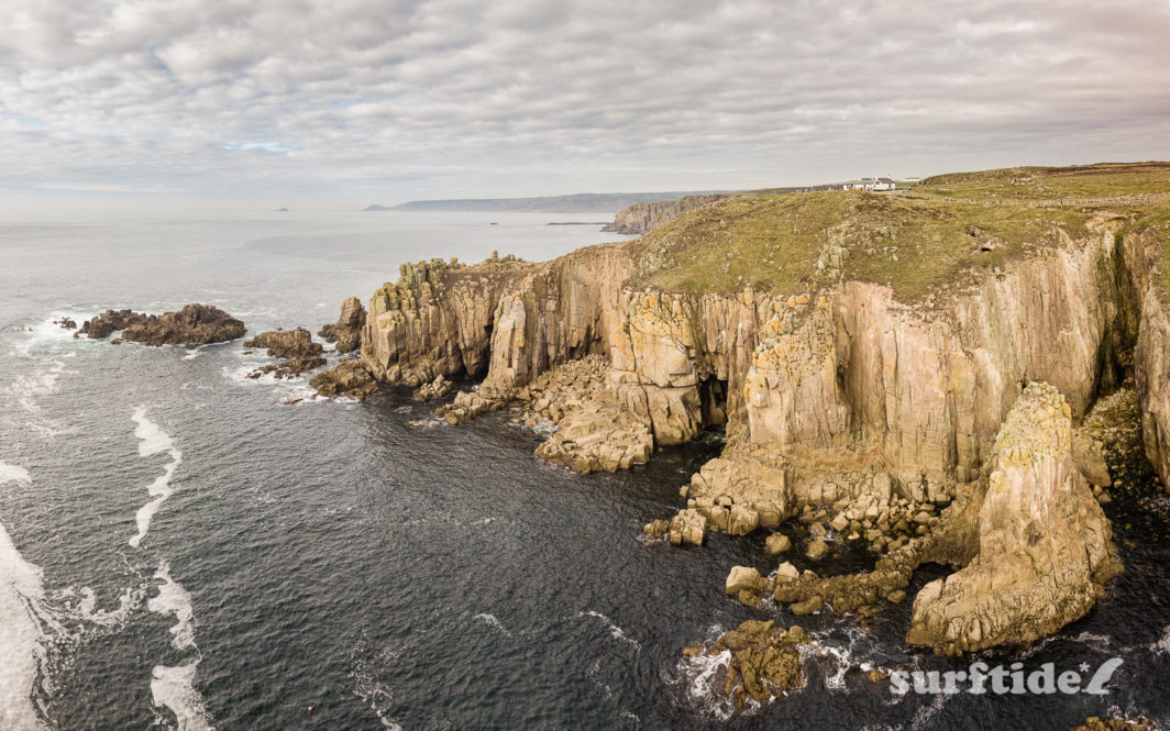 Land's End Headland Looking North - Preview